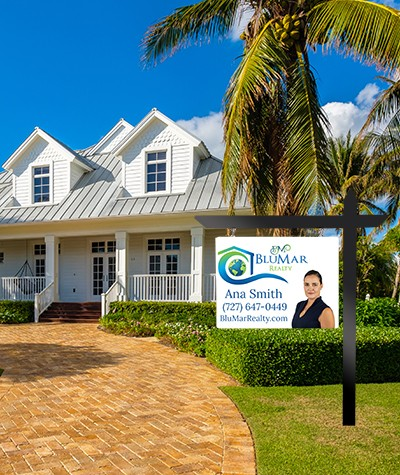 BluMar Realty - Listing Real Estate Agents - Tarpon Springs Florida